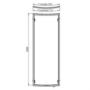 Rahmen, GDS-C3-2200-4