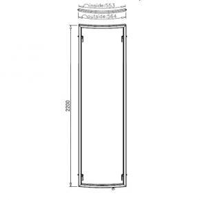 Rahmen, GDS-C1-2200-4