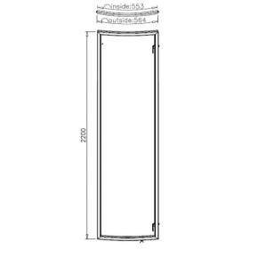 Rahmen, GDS-C1-2200-2