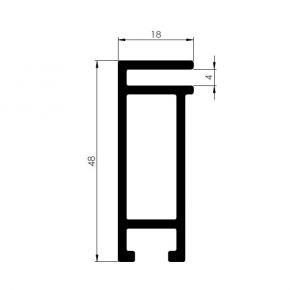 Bannerprofil SF-44-6