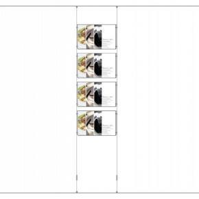 Wire Display, 4xA3