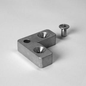 Verbinder, I36-2AG/2xM6
