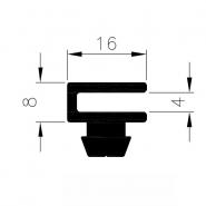 Bannerprofil, 1105-16