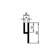 SF-44-H Einbauprofil