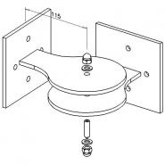 Flexibler Verbinder, PC120-25-S