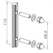 Montagemutter, PC120-25-2