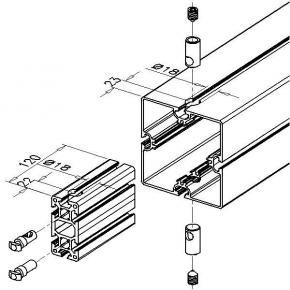 Verbinder PC120-1