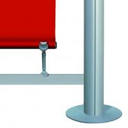 Bannerhalterung, WS-120-10