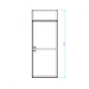 Tür, SF-44-Door