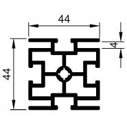 Stützenprofil SF-44-44-4