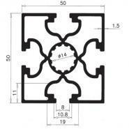 Profile und Deckprofile